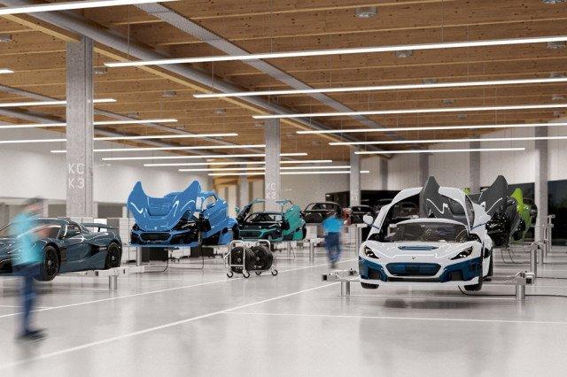 Rimac Automobili unveils state-of-the-art EV campus in Croatia